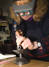 Joanna Thomson Jewellery Filing
