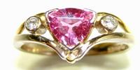 Joanna Thomson Jewellery Pink Sapphire