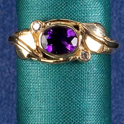 Gold Dress Rings