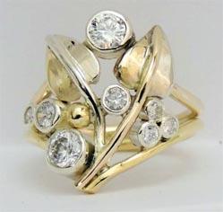 Heirloom Jewellery Remodelling - Joanna Thomson, Scottish Borders
