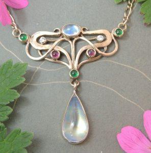 Handcrafted Scottish Jewellery - Joanna Thomson, Peebles, Scotland