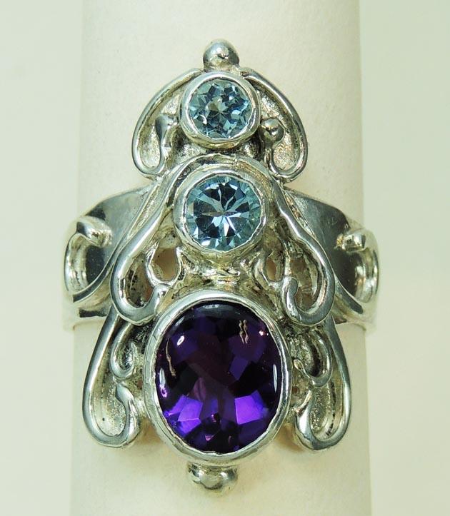 Bespoke Handmade Ring - Joanna Thomson Jewellery, Peebles, Scotland